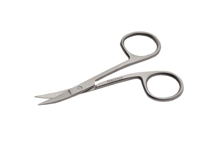 3 1/2″ DOUBLE CURVED SEWING SCISSORS