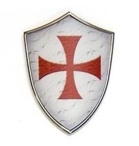 Miniature Knights Templar Shield by Marto of Toledo Spain