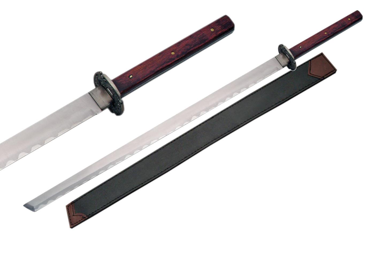 38″ FULL TANG NINJA SWORD