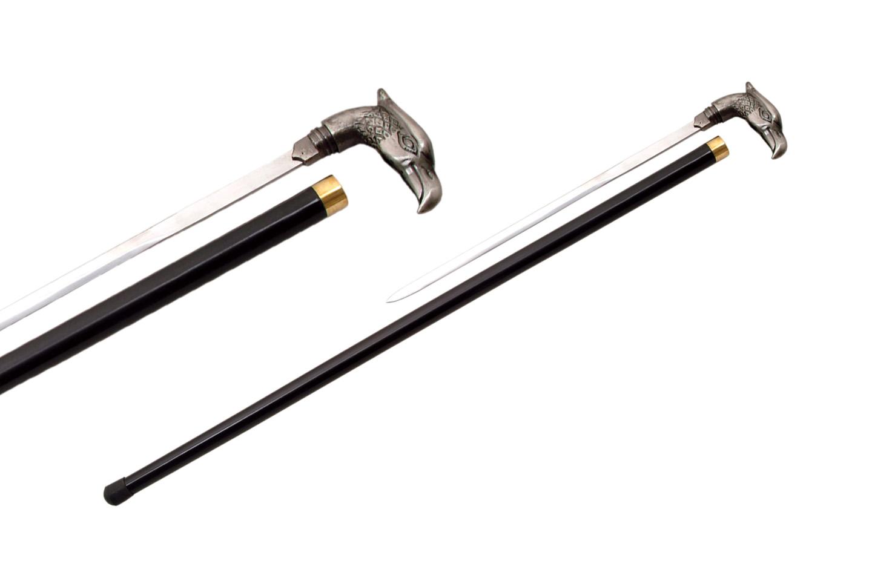34″ BIRD CANE SWORD