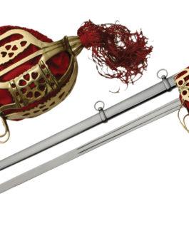 41″ SCOTTISH BROAD SWORD