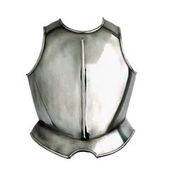 Spanish Breastplate by Marto of Toledo Spain