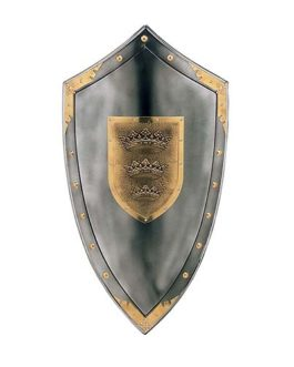 King Arthur Shield by Marto of Toledo Spain