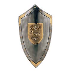 King Richard the Lionheart Shield by Marto of Toledo Spain