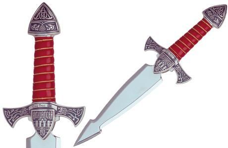 The Best of Highlander Dagger Silver by Marto of Toledo Spain