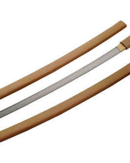 40″ WOOD GLOSS SAMURAI HANDCRAFTED SWORD