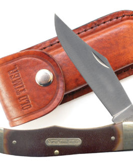 SCHRADE 5.3″ MUSTANG OLD TIMER