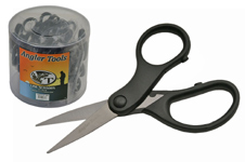 24 PIECE FISHING SCISSORS JAR