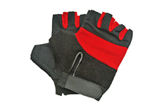TOWEL BACK CROSS TRAINING GLOVES -SIZE X-LARGE
