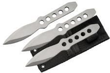 3 PIECE 5″ THROWING KNIFE SET