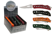 36 PIECE RITE EDGE POCKETKNIFE DISPLAY