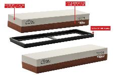 1000/3000 GRIT SHARPENING STONE