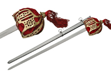 41″ SCOTTISH REPLICA SWORD