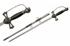 37″ ST. JOHNS TEMPLAR SWORD