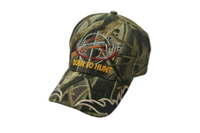 """BORN TO HUNT"" CAP"