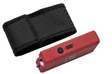 4′ KWIK FORCE PINK STUN GUN W/ BUILT IN CHARGER