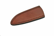 6.75″ BROWN LEATHER SHEATH
