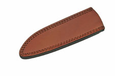 8.25″ BROWN LEATHER SHEATH