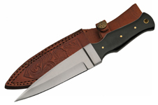 9″ HORN BOOT KNIFE STYLE