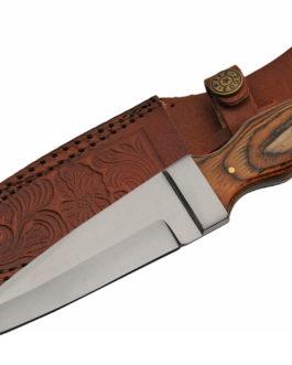 9″ PAKKAWOOD BOOT KNIFE STYLE