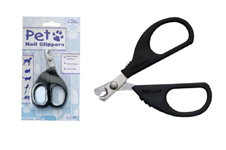 3 1/2″ PET NAIL CLIPPER SCISSORS
