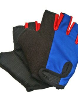 DOT GRIP CROSS TRAINING GLOVES- SIZE: LARGE