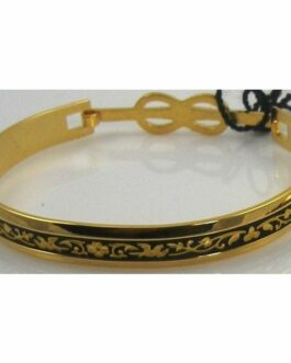 Damascene Gold Bird Bracelet by Midas of Toledo Spain style 2081