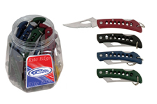 36 PIECE JAR EAGLE EYE KNIFE