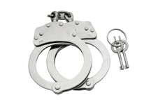 HEAVY DUTY HANDCUFFS