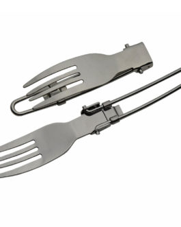 4″ FOLDABLE CAMPING FORK