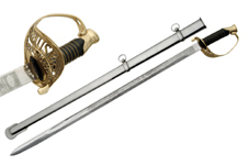 39″ STAFF OFFICER SWORD