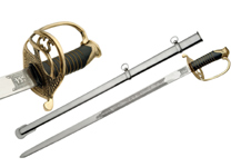 37″ CSA SHELBY OFFICER SWORD