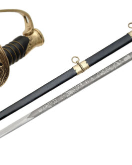 39″ FOOT OFFICER SWORD