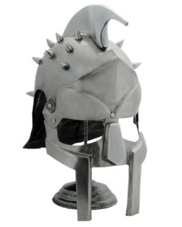 GLADIATOR SPIKE HELMET, NO STAND (INDIA)