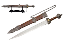 31″ ROMAN GLADIUS SWORD