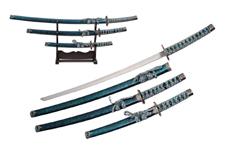 AQUA MARBLE SWORD SET
