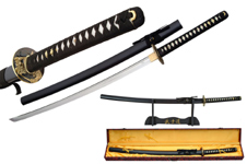 41″ HAND FORGED SAMURAI SWORD