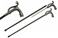 36.5″ SERPENT SWORD CANE