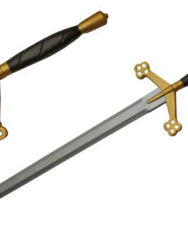 43.25″ CLAYMORE PRACTICE SWORD