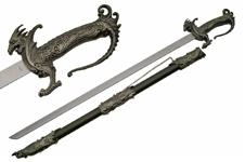 37″ FANCY DRAGON SWORD