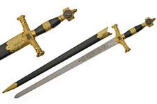 33″ STAR OF DAVID SWORD