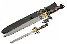 2PC FANTASY SWORD & DAGGER SET