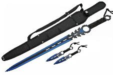 26″ MONSTER SWORD (BLUE)