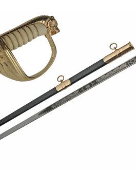 38″ 1827 NAVAL SWORD