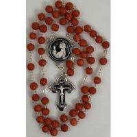 Damascene Silver Jesus Rosary Beads by Midas of Toledo Spain style 9604-1