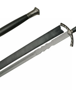50″ GREAT MEDIEVAL SWORD WITH SHEATH