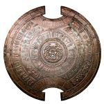 Alexander the Great Round Shield by Marto of Toledo Spain