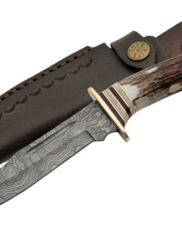 EL DORADO 10 1/4″ DAMASCUS HUNTER
