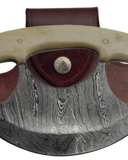ULU DAMASCUS KNIFE