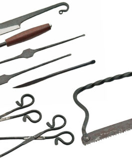 MEDIEVAL SURGICAL KIT REPLICA